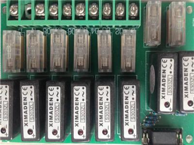 8路固态模拟输出板